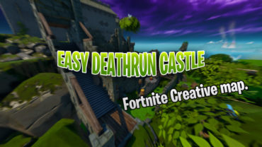 Easy DeathRun castle