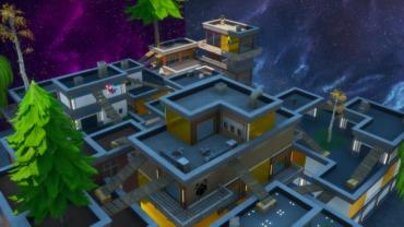 Ranged Rooftops Gun Game