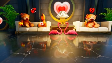 Cupid Hotel: Deliver the Valentines
