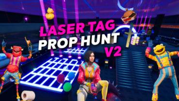 Laser Tag Prop Hunt v2