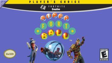 Super Fortnite Ball