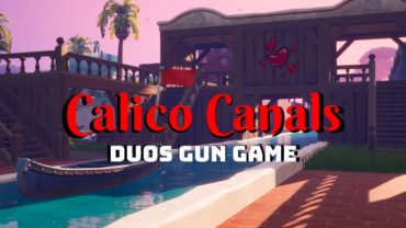 Calico Canals – Gun Game (Duos)