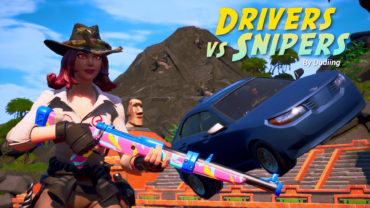 Drivers VS Snipers