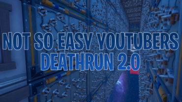 NOT SO EASY YouTubers Deathrun 2.0