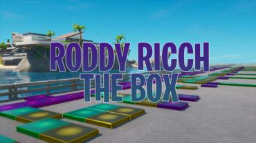 Roddy Ricch - The Box (Music Blocks)