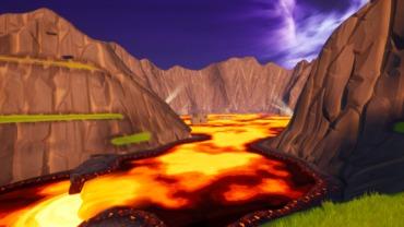 Zone Wars Lava