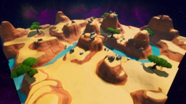 LilMidgxt's Advanced Zone War's   1.0