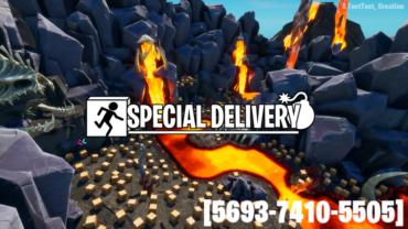 Special Delivery - Volcano