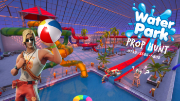 Water Park Prop Hunt