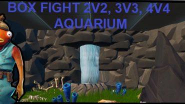 BOX FIGHT 2V2, 3v3, 4v4 : AQUARIUM