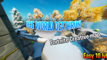 Ice World Deathrun