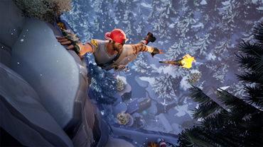 Aloft - The North Pole