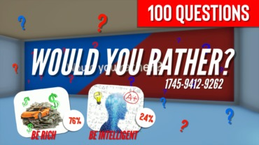 Would Your Rather?
