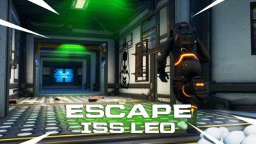 ESCAPE: ISS LEO