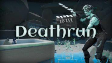 Waschbaer's Jungle-Themed Deathrun! 16 lvl