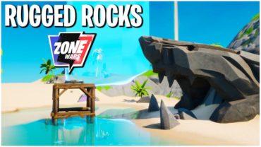 Rugged Rocks Zonewars! - Shark Island