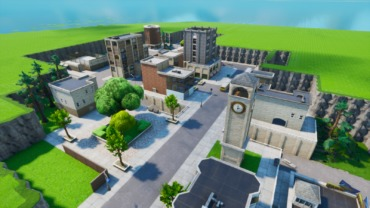 Tilted Towers – Classic