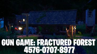 Gun Game: Fractured Forest