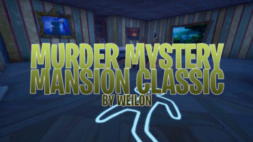 Murder Mystery Mansion CLASIC by Weilon