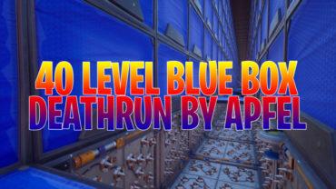 40 Level Blue Box Deathrun by Apfel