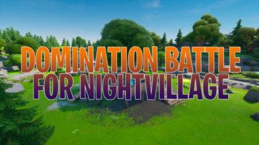 DOMINATION: BATTLE FOR NIGHTVILLAGE (new primal)