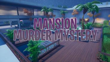 Mansion - Murder Mystery