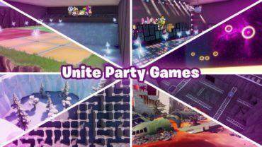 Unite Party Games