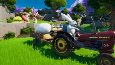 Rabbit's Paradise – Springtime Hub COPY