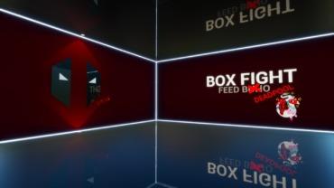 BOX DEADPOOL | Feed Buho
