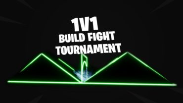1v1 Build Fight Tournament (The Second Map I've Ever Created)