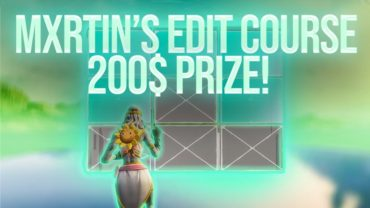MXRTIN'S EDIT COURSE COMPETITION! (200$)