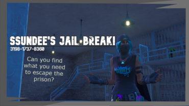 Ssundee's Jail Break!