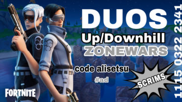 Duos Up/Downhill Zonewars