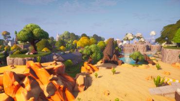 Battle Royale Island: Flat World