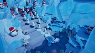 Snowman Slopes: Zone wars (Season 2)