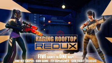 Raging Rooftop Redux