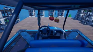 Golf Cart Sumo