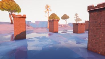 Frozen Lake Zone Wars (V2)