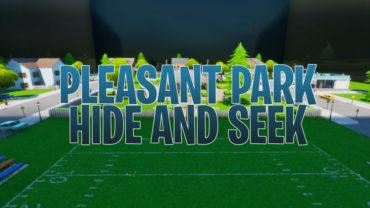 Pleasant Park Hide and Seek