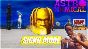 Travis Scott - SICKO MODE