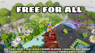 FREE FOR ALL (FFA): SIMULATOR (NEW PATCH)