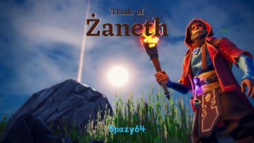 Trials of Żaneth