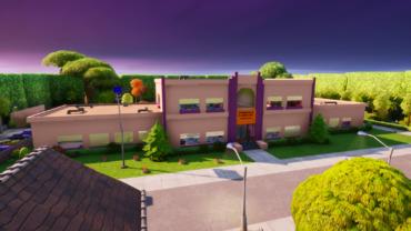 The Simpsons – School