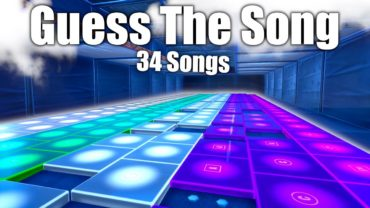 Guess The Song (34 Songs) - Music Blocks