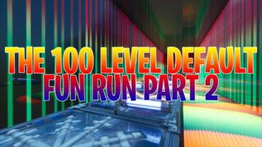 The 100 Level Default Fun Run Part 2!