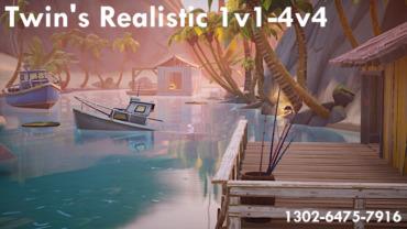 Twin's Realistic 1v1-4v4 (Team Select)
