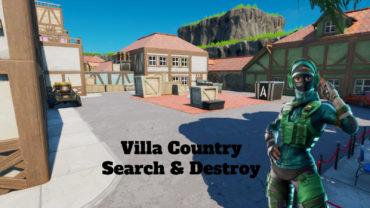 Villa Country - Search & Destroy