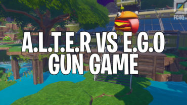 A.L.T.E.R vs E.G.O - GunGame