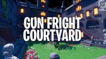 Gun Fright - Courtyard (Custom Teams)