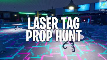 💯 Laser Tag Prop Hunt 💯